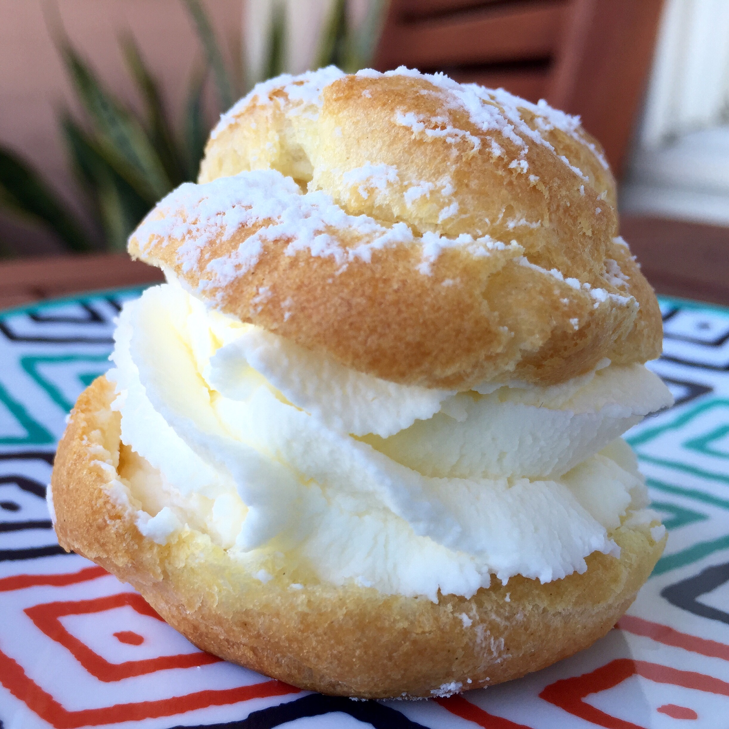 Wisconsin Cream Puffs