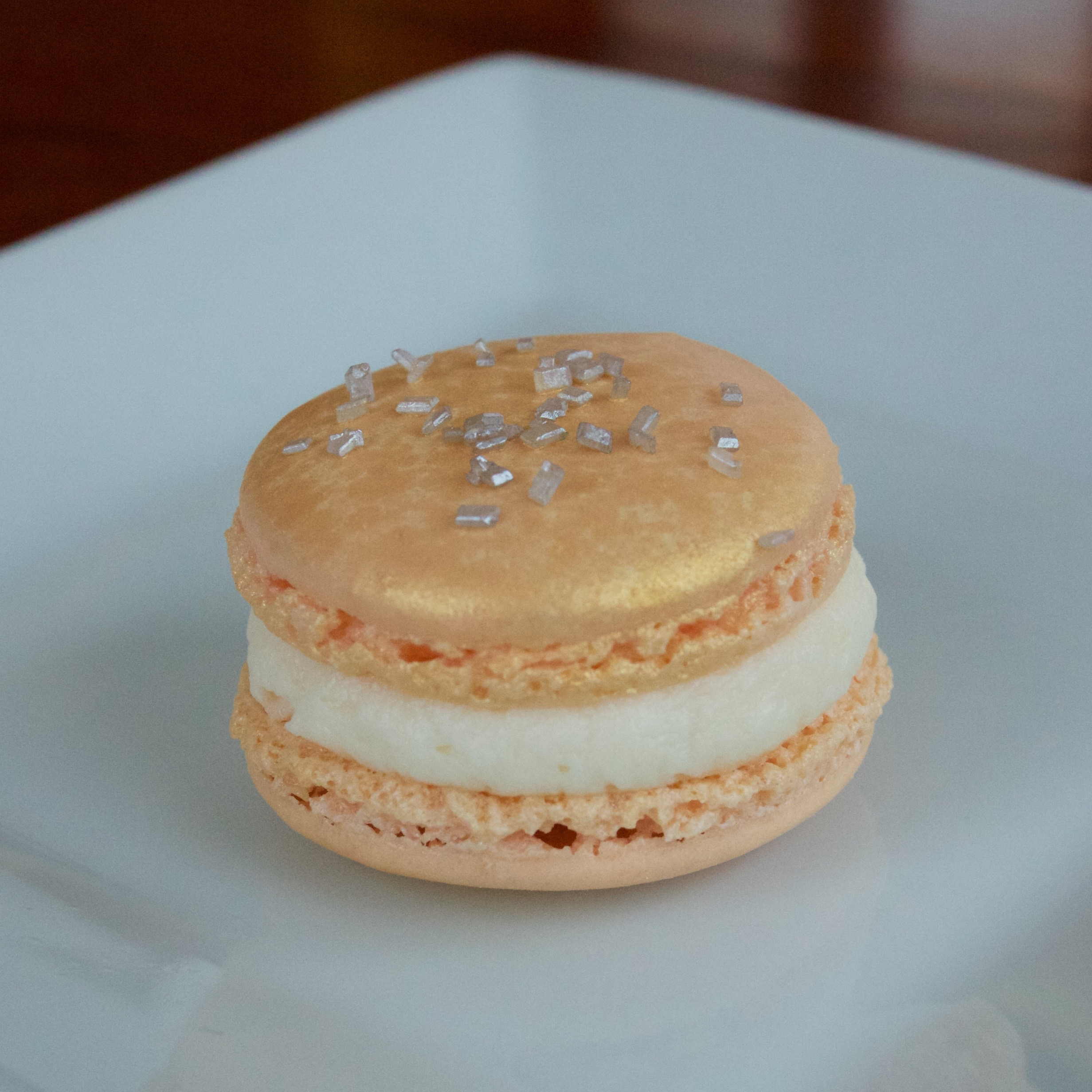 Champagne Macaroons