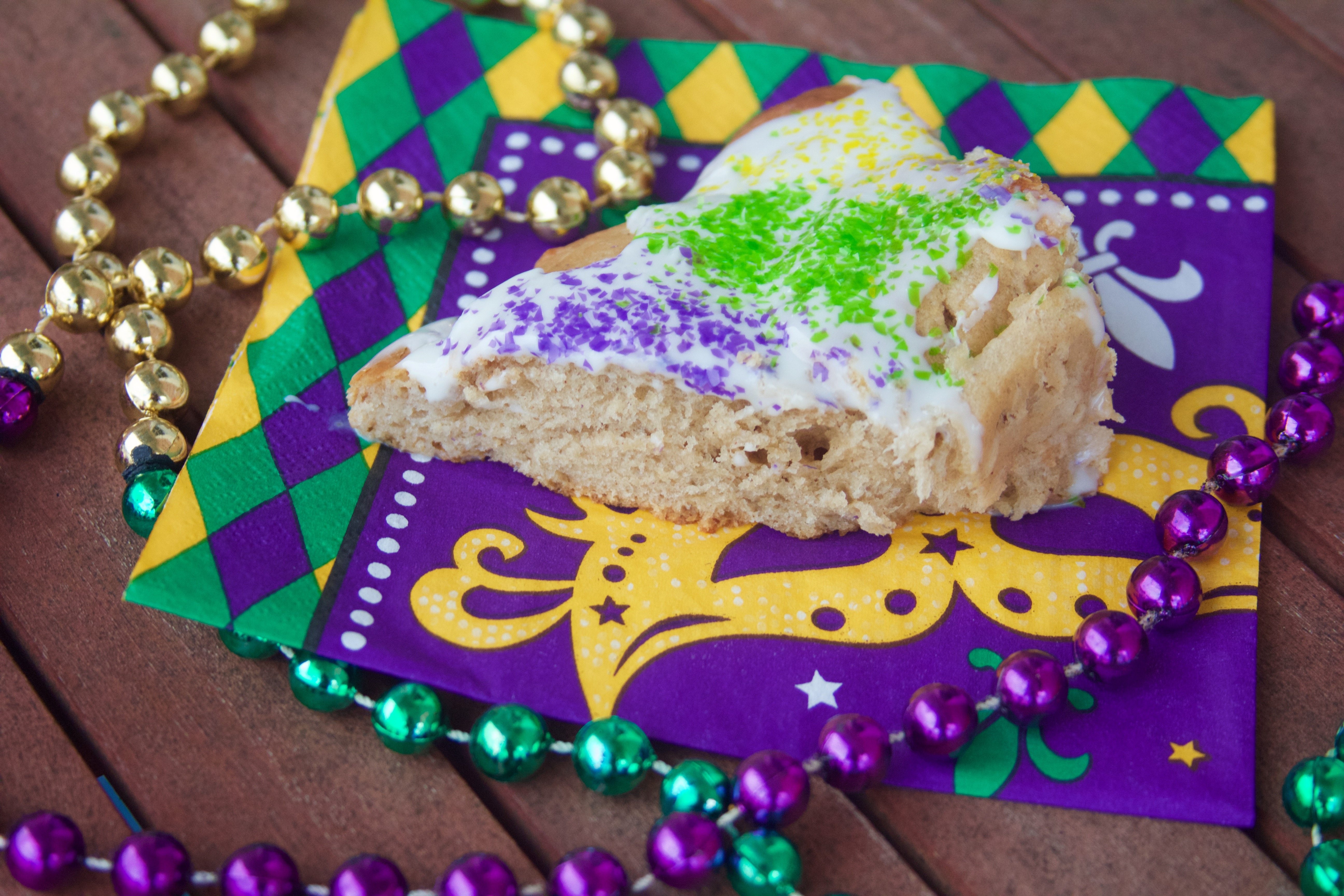 King Cake (Medium Difficulty)